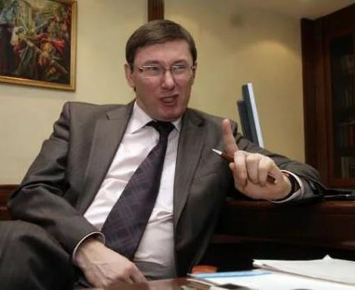 Виктор Янукович подал в суд на Юрия Луценко