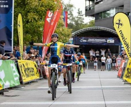 Харьковчанка стала чемпионкой Европы