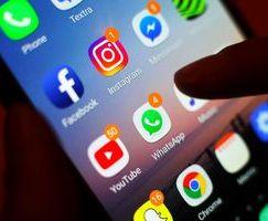 Британские медики предлагают отказаться от соцсетей