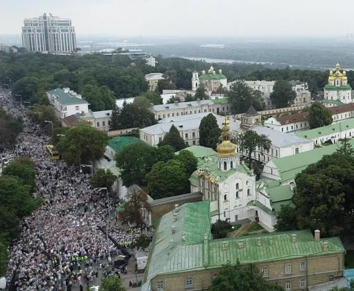 Программы «Интера» ко Дню Крещения Руси посмотрели более 10 миллионов