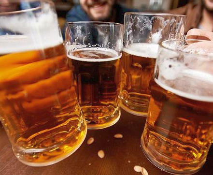 В Чугуеве запретили пиво по ночам