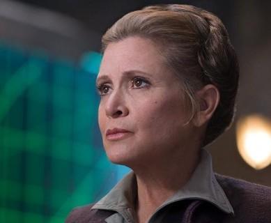 Принцесса Лея снова появится в новых «Звездных войнах»