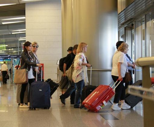 Сколько украинцев выбрали для отдыха Турцию