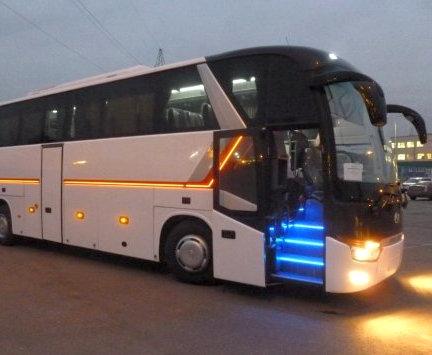 Через Харьков пустили автобус в Польшу