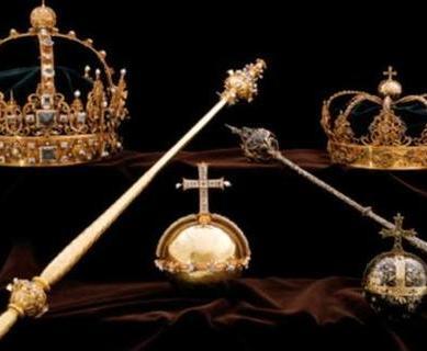 В Швеции из собора украли королевские короны