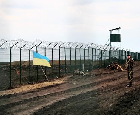 Обустройство харьковского участка российско-украинской границы обещают закончить до конца года