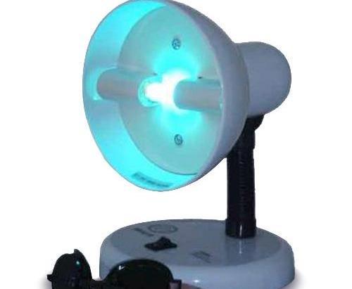 Как кварцевая лампа убивает бактерии