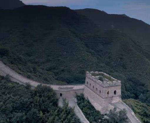 На Великой Китайской стене открыли отельный номер для влюбленных
