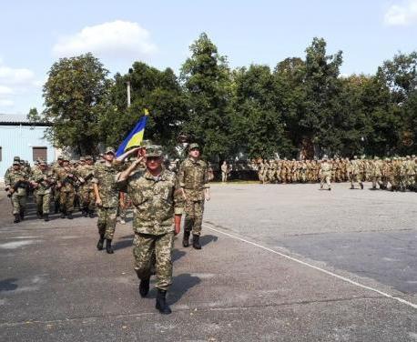 На Харьковщине продолжается подготовка к сборам с резервистами