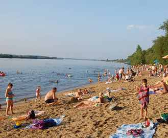 На водоемах Харьковской области тонут люди