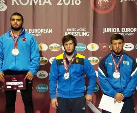 Харьковчанин завоевал «бронзу» чемпионата Европы