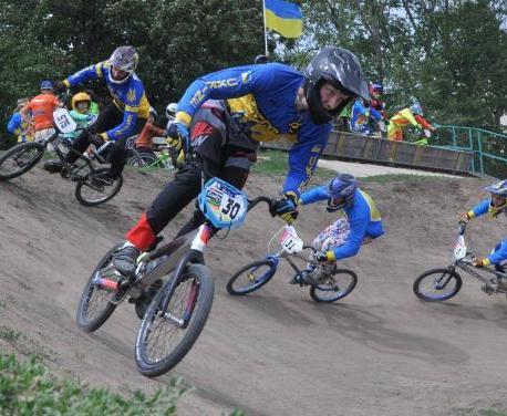 Харьковские велосипедисты привели награды