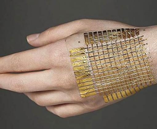 В Китае создали искусственную электронную кожу