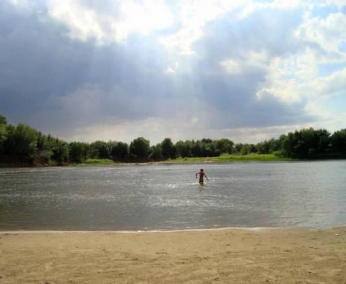 Где в Харькове и области можно купаться