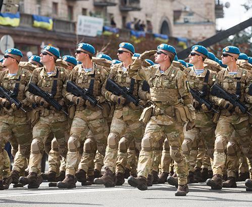 В ВСУ изменят воинское приветствие