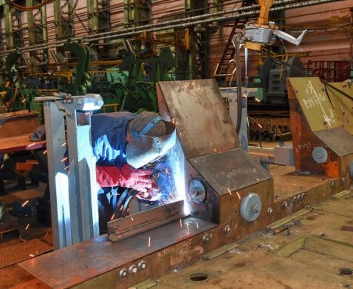 Завод Малышева наладил новое производство
