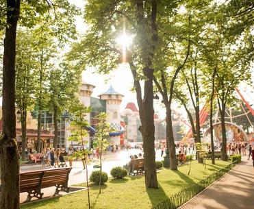 Выходные в парке Горького: культурная программа
