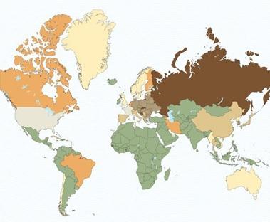 Названы вымирающие страны