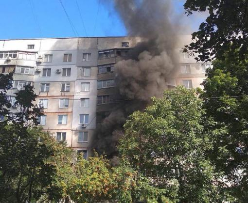 Субботний взрыв в харьковской многоэтажке: все подробности, фото