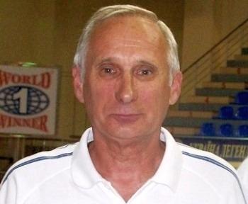 Знаменитый харьковский волейболист отпраздновал юбилей