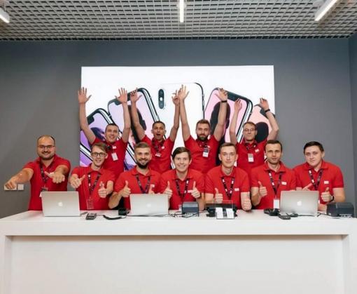 iOn снизит цены на Apple до 26% в честь открытия нового магазина в Харькове
