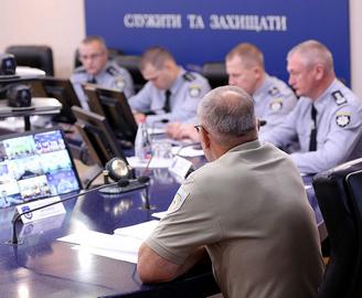 МВД перейдет на усиленный режим работы