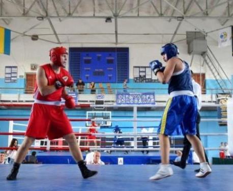 Харьковские боксеры завоевали пять медалей чемпионата Украины