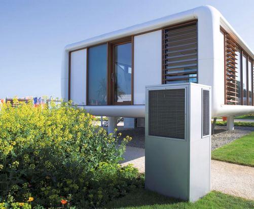 Тепловой насос воздух-вода: принцип работы и преимущества