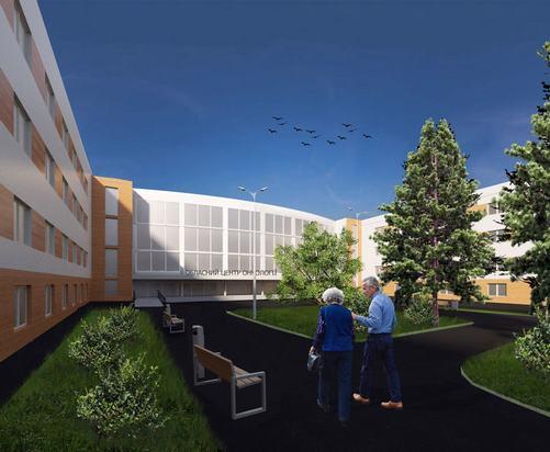В Харькове проектируют новый онкоцентр