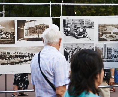 В парке Горького откроется выставка фотографий военного Харькова