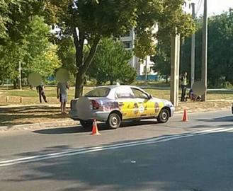 ДТП в Харькове: Lanos сбил женщину насмерть