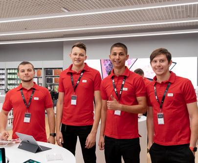 В Харькове открылся магазин iON (Apple Premium Reseller) с секцией экспертов