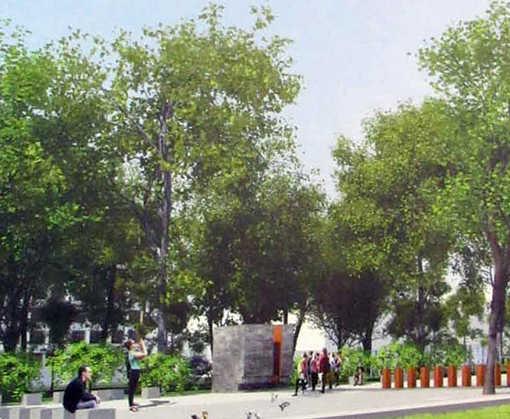 В Харькове появится монумент