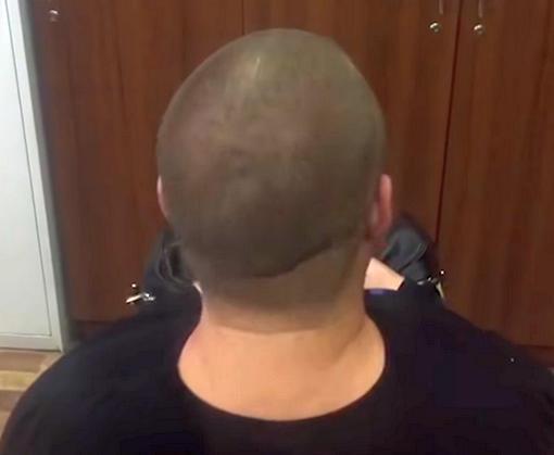 Украинца избили на границе: видео-факт