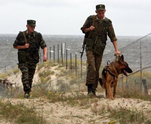 В День Независимости пограничники усилят охрану границы
