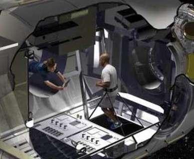 В США разработали первый жилой модуль для космических экспедиций