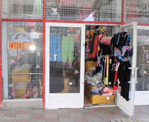 В Харькове на рынке покупатели поймали грабителя