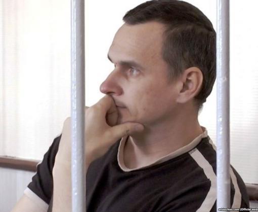 Олег Сенцов голодает уже сто дней