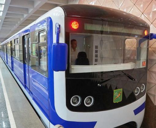 В харьковском метро появился обновленный состав