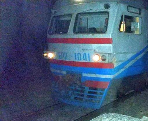 В Харькове поездом смертельно травмирована женщина