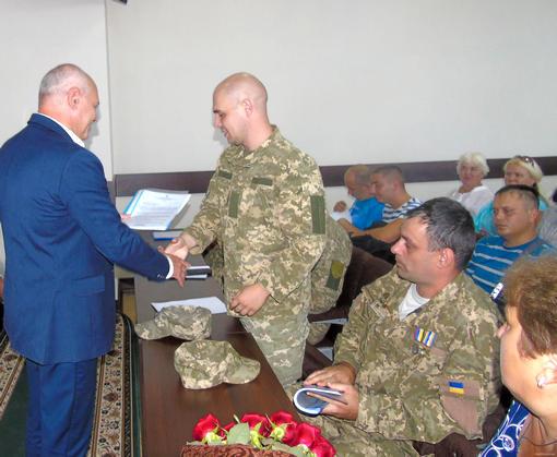 Военным выделили 150 участков в Харьковской области