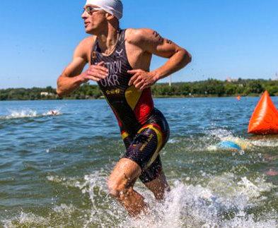 В Харькове прошла мультиспортивная гонка