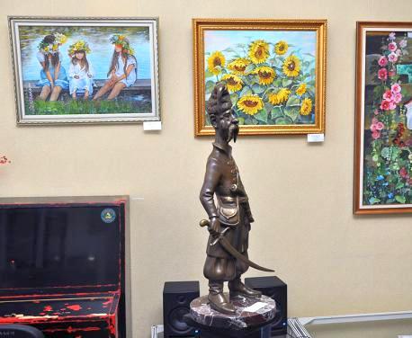 В галерее «Мистецтво Слобожанщини» пройдет творческая встреча