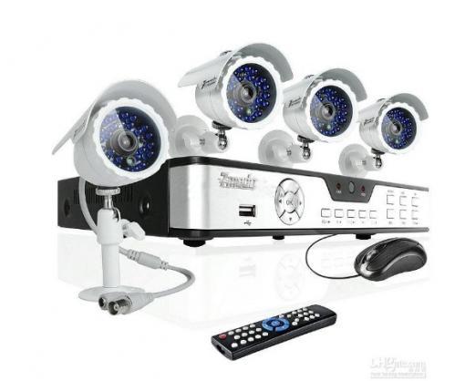 Система видеонаблюдения на страже вашего жилища