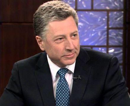 В Украину приедет Курт Волкер