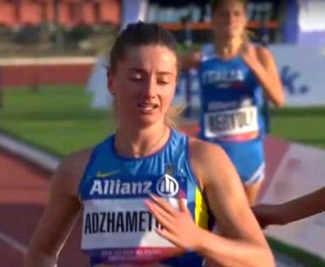 Харьковчанка победила на паралимпийском чемпионате Европы по легкой атлетике
