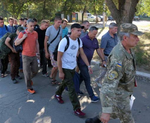 В Харьковской области стартовали масштабные военные сборы