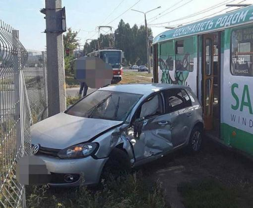 ДТП в Харькове: виновника установить не удалось