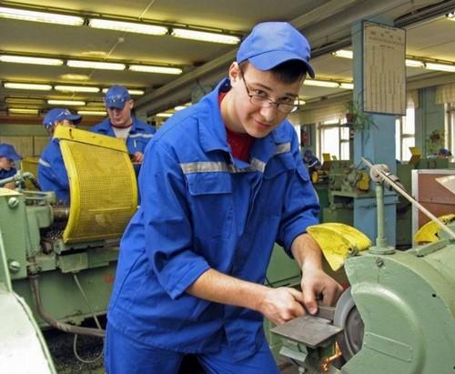 В Харьковской области растет уровень проф-техобразования