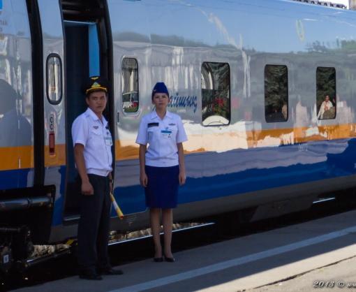 Началась продажа билетов на поезд «четырех столиц» Киев - Рига